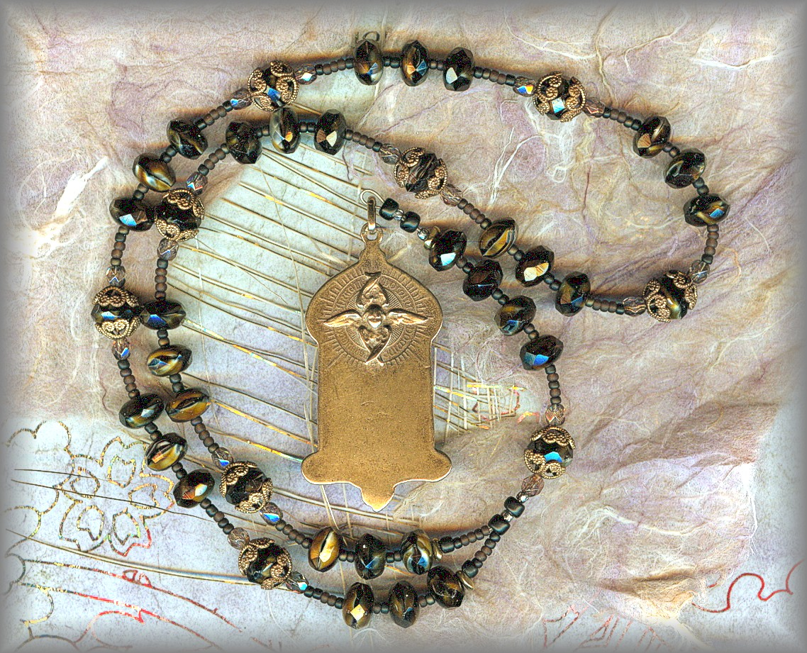 Rosary Workshop: Chaplets - Angels - (CGAD index)