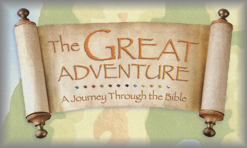 'GREAT ADVENTURE SERIES' A JOURNEY THROUGH THE BIBLE with Jeff Cavins