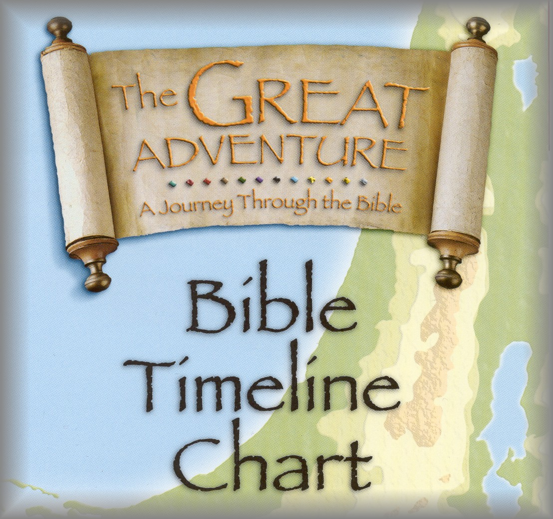 GREAT ADVENTURE BIBLE TIMELINE - Visual Aids