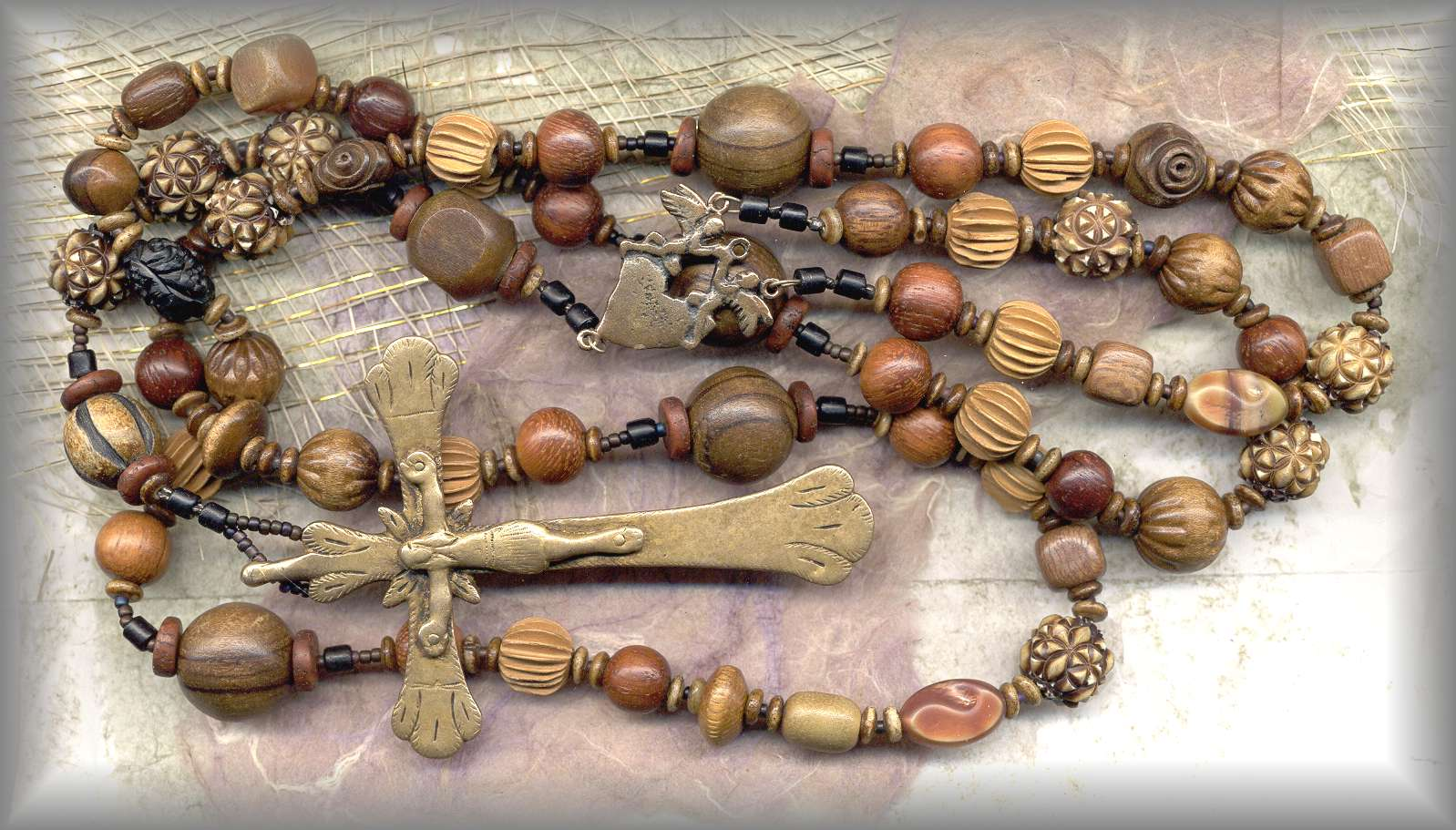 rosary workshop beadsong