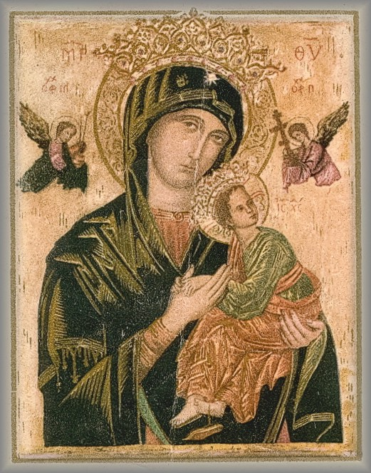 ICON: Notre-Dame Du Perpetuel Secours, for larger image, click icon
