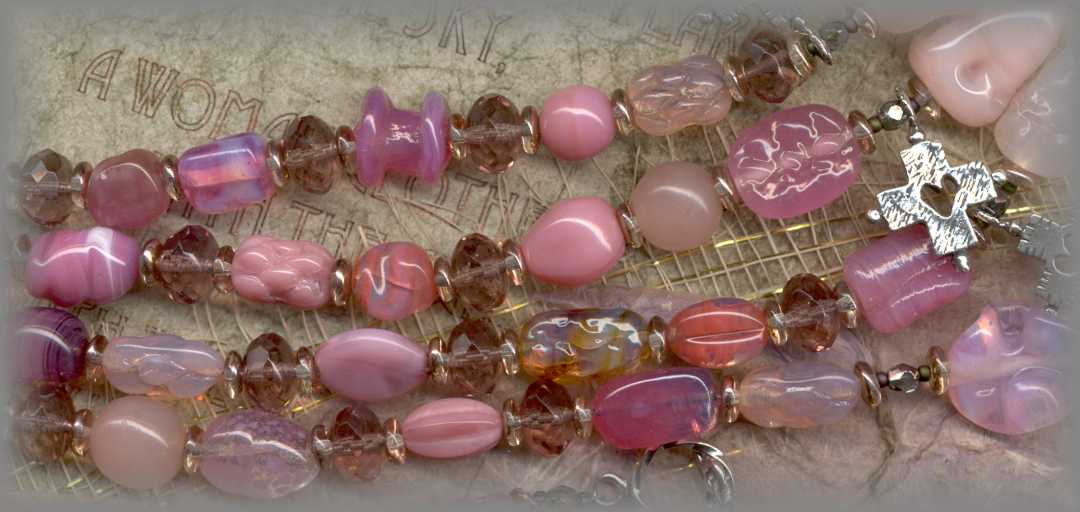 BBA.2200 - Vintage beads mix
