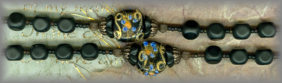 LEA.21170 - 'Joy of Mine VI' (Antique Venetian Beads)