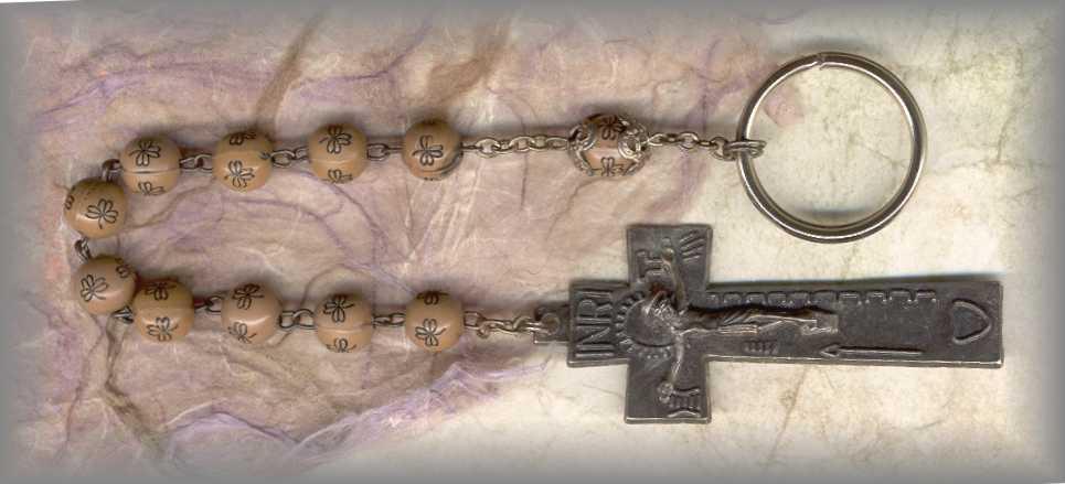 Rosary Workshop  Museum   Irish Penal Rosary Rosary Workshop
