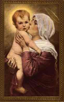 Madonna and Child - Whitney