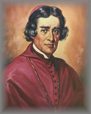 BISHOP FREDERIC BARAGA - first bishop of Marquette