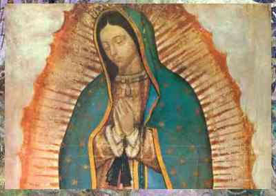 Our Lady of Guadalupe by Fr Vic Nicdao, Dec 12,