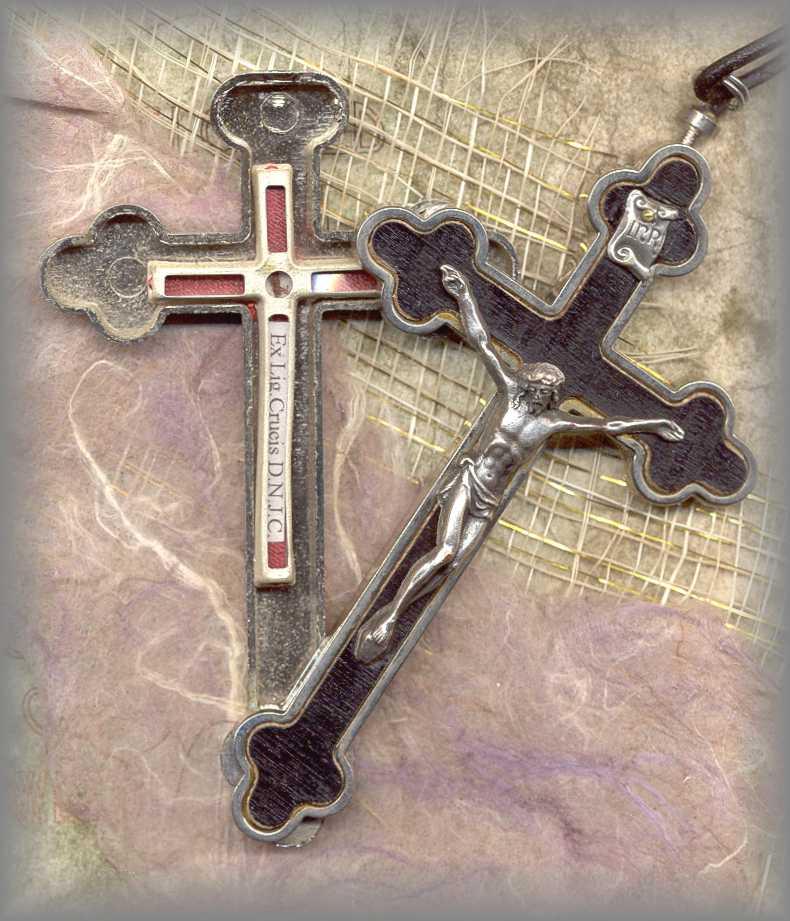 True Cross Documentation Mother Of God