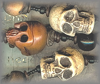 Rosary Workshop Day Of The Dead Memento Mori
