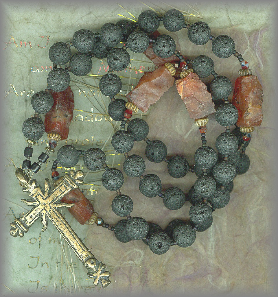 ROSARY: All in one loop, a traditional configuration