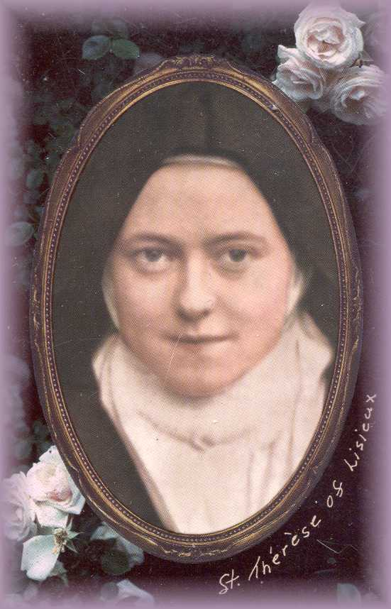 ST THERESE: Just for today