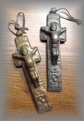 IRISH PENAL CROSS - click for more information
